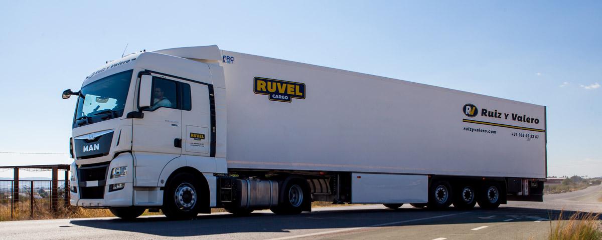 Camiones de última tecnología